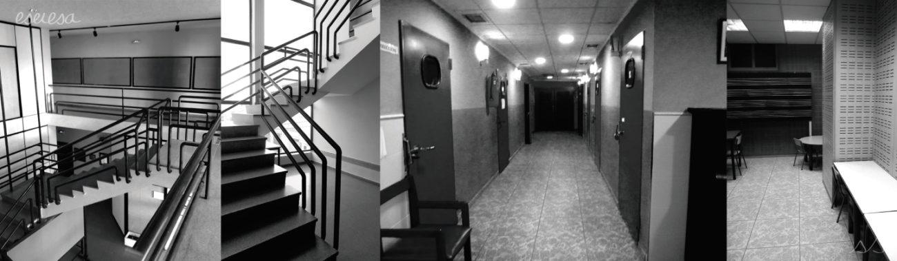 Concurso Casa de la Música. Interior